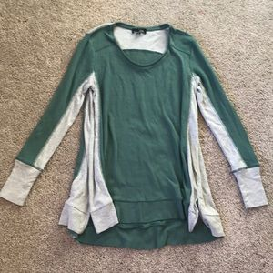 New - Suzanne Betro Small - long sleeve tunic